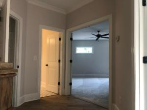 second floor to playroom