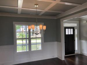 dining front foyer